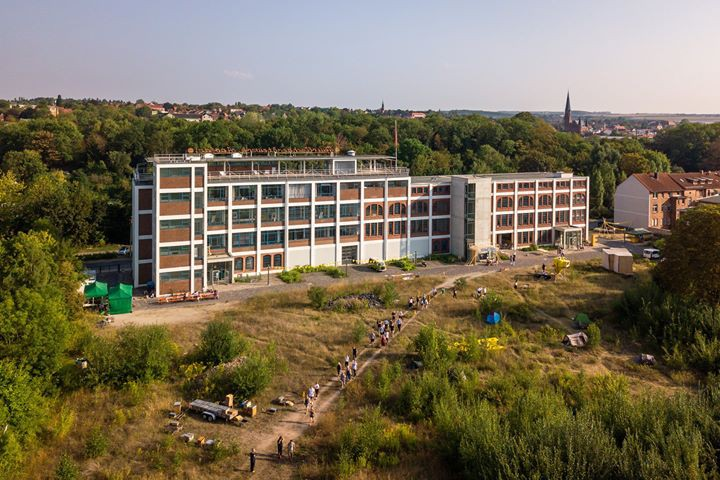 Eiermannbau 2018